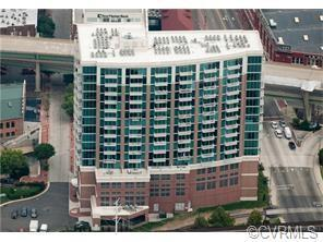 301 Virginia Street U711, Richmond, VA 23219 (MLS #1907088) :: The RVA Group Realty