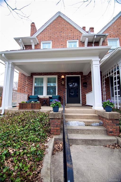 200 Tilden Street, Richmond, VA 23221 (MLS #1907527) :: Small & Associates