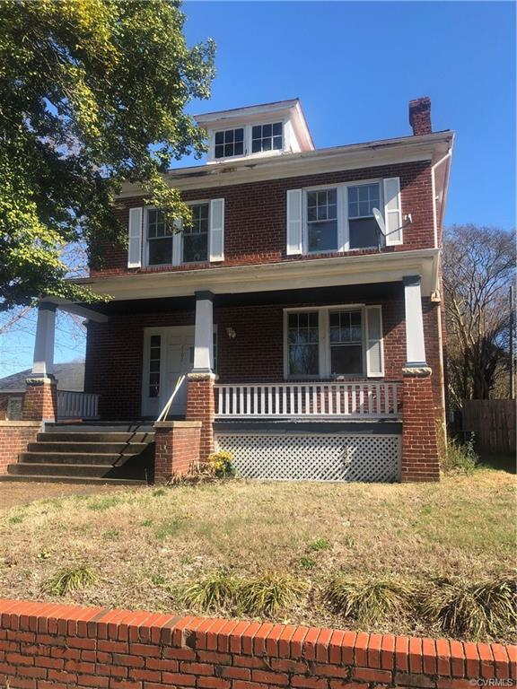2707 2nd Avenue, Richmond, VA 23222 (MLS #1907851) :: EXIT First Realty