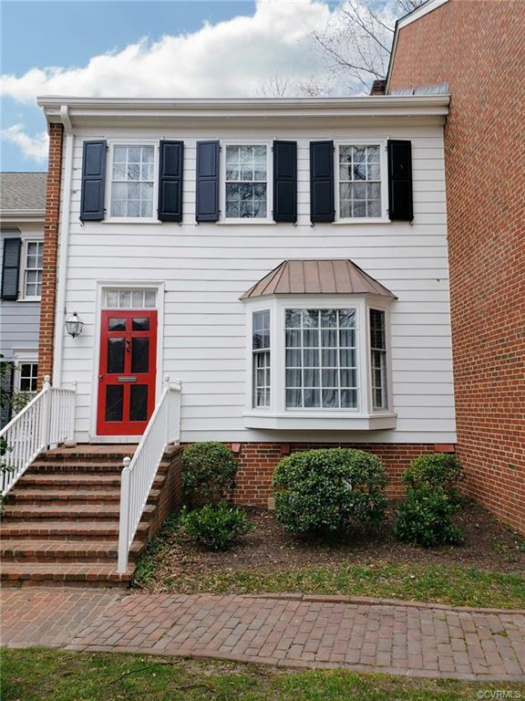 300 N Ridge Road #34, Henrico, VA 23229 (MLS #1907970) :: RE/MAX Action Real Estate