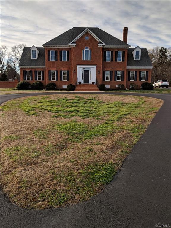 7235 Bosher Drive, Mechanicsville, VA 23116 (MLS #1908288) :: RE/MAX Action Real Estate