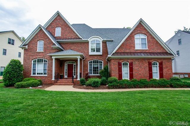12806 Grendon Drive, Midlothian, VA 23113 (MLS #1908505) :: RE/MAX Action Real Estate