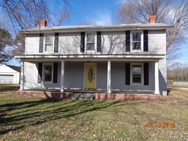 6478 Lewis B Puller Memorial Highway, King & Queen, VA 23110 (MLS #1908826) :: RE/MAX Action Real Estate