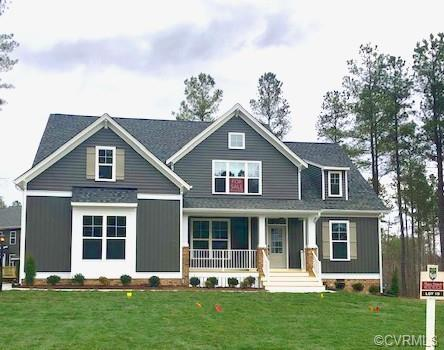 16112 Turquoise Drive, Chesterfield, VA 23832 (MLS #1908884) :: RE/MAX Action Real Estate