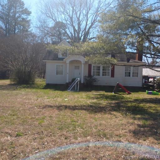 12890 John Clayton Memorial Highway, North, VA 23128 (MLS #1908911) :: RE/MAX Action Real Estate