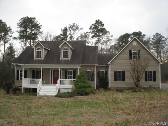 4789 Tatum Road, Disputanta, VA 23842 (MLS #1908930) :: RE/MAX Action Real Estate