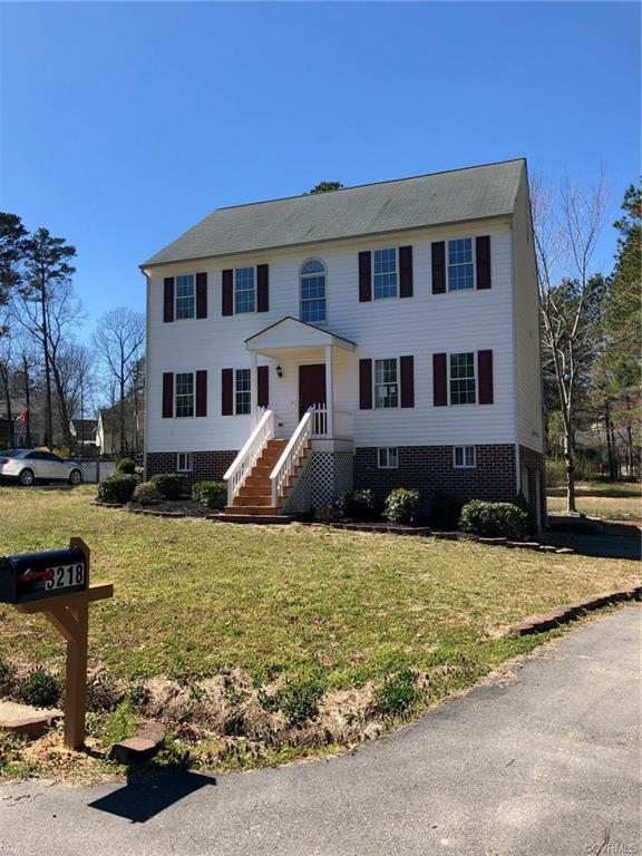 3218 Ludgate Road, Chester, VA 23831 (MLS #1908939) :: EXIT First Realty