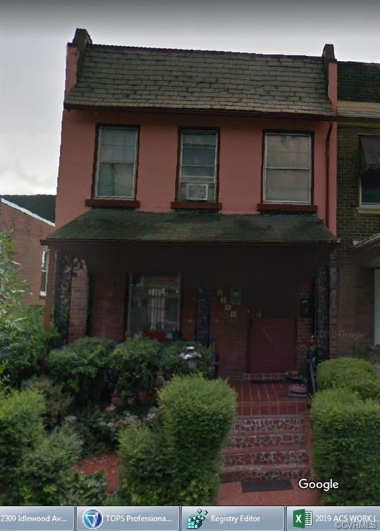 2309 Idlewood Avenue, Richmond, VA 23220 (MLS #1909044) :: Small & Associates