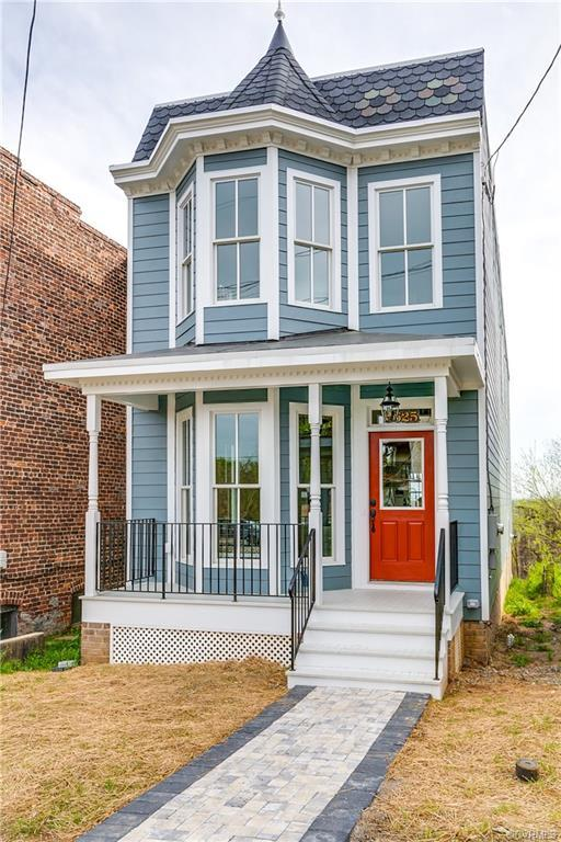 3625 E Broad Street, Richmond, VA 23223 (MLS #1910608) :: RE/MAX Action Real Estate