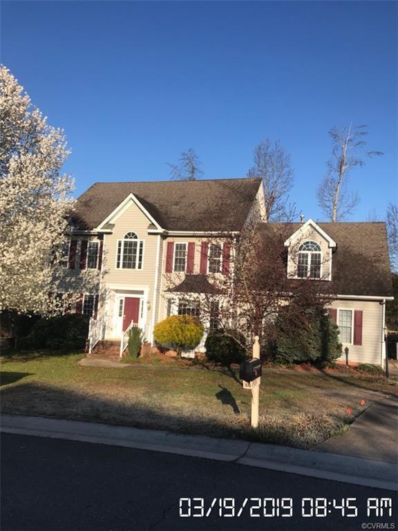 7924 Hampton Glen Terrace, Chesterfield, VA 23832 (MLS #1911673) :: RE/MAX Action Real Estate