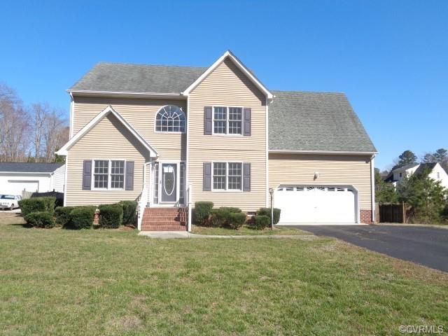 5508 Rosewood Court, Prince George, VA 23875 (#1912022) :: 757 Realty & 804 Homes
