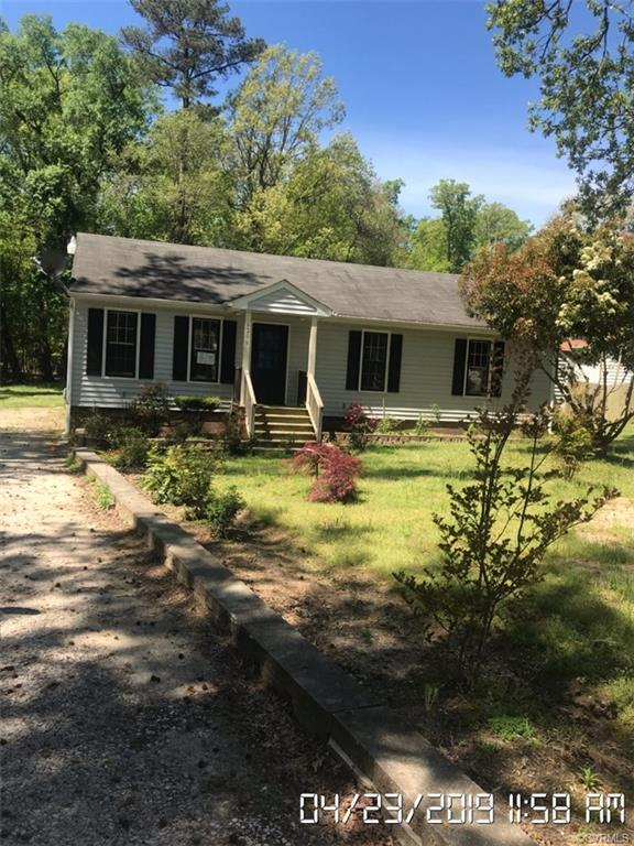 6206 Howell Drive, Chesterfield, VA 23234 (MLS #1913077) :: The RVA Group Realty