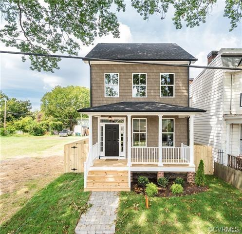 1220 N 33rd Street, Richmond, VA 23223 (MLS #1913210) :: The RVA Group Realty