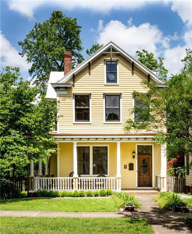 2709 Semmes Avenue, Richmond, VA 23225 (#1913652) :: Abbitt Realty Co.