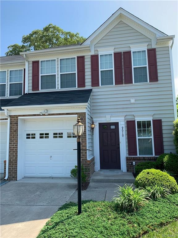 9010 Tow Hook Place, Mechanicsville, VA 23116 (MLS #1915069) :: EXIT First Realty