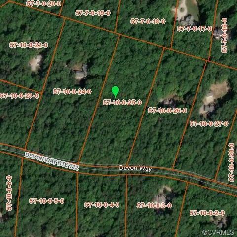 1646 Devon Way, Manakin, VA 23103 (#1915544) :: Abbitt Realty Co.