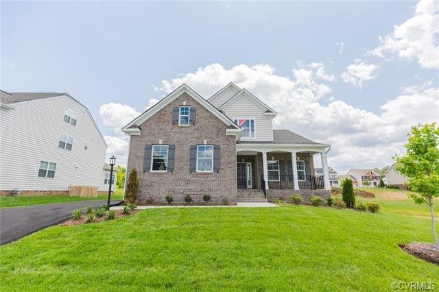 16007 Lost Crop Drive, Moseley, VA 23120 (#1917960) :: Abbitt Realty Co.