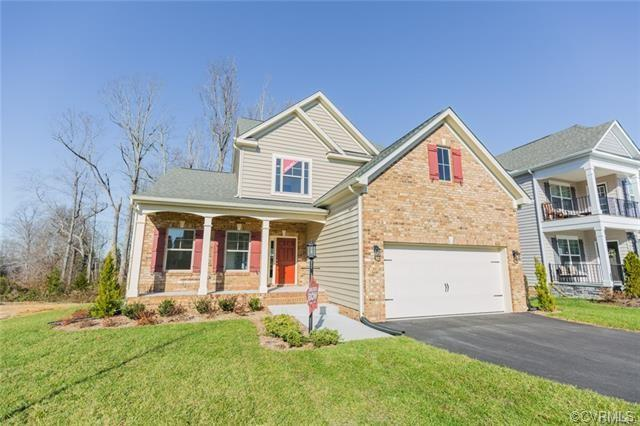 16018 Lost Crop Drive, Moseley, VA 23120 (#1917992) :: Abbitt Realty Co.