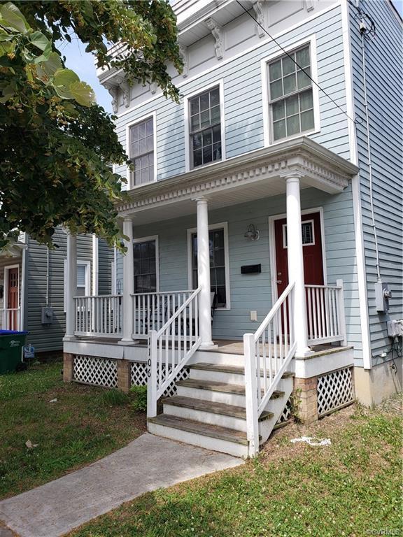 1106 N 31st Street, Richmond, VA 23223 (MLS #1918073) :: Small & Associates