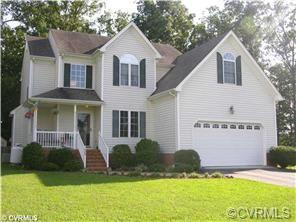 7552 Woods Ridge Trace, Prince George, VA 23875 (#1918131) :: 757 Realty & 804 Homes