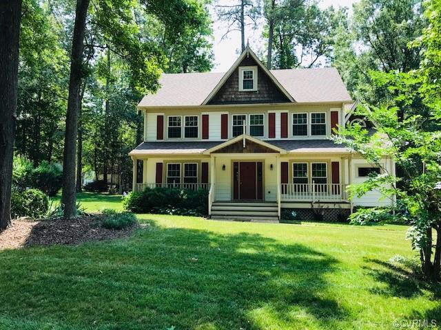 9129 Ebaugh Lane, Mechanicsville, VA 23116 (#1918265) :: Abbitt Realty Co.