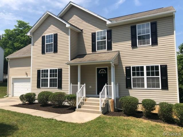 13506 Oxley Court, Chester, VA 23831 (#1919488) :: 757 Realty & 804 Homes