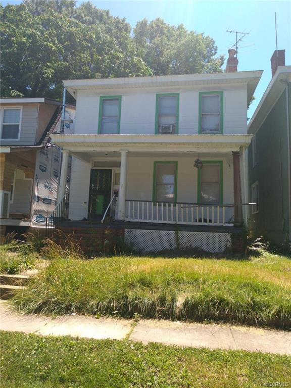2107 2nd Avenue, Richmond, VA 23222 (MLS #1919786) :: EXIT First Realty
