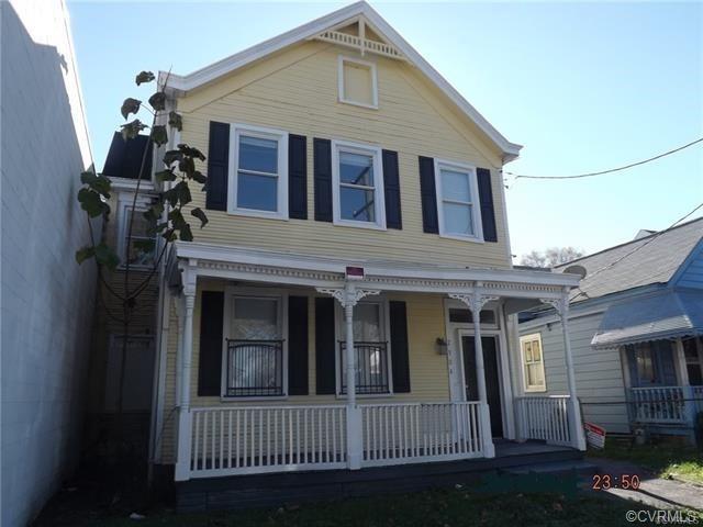 2904 Hull Street, Richmond, VA 23224 (MLS #1920034) :: EXIT First Realty