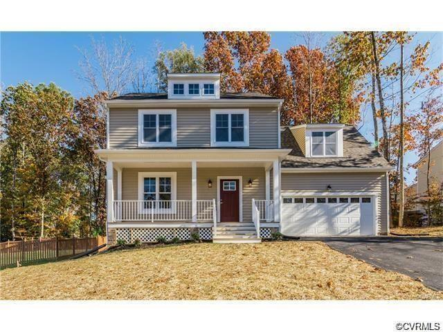5919 Autumnleaf Drive, North Chesterfield, VA 23234 (MLS #1920230) :: EXIT First Realty