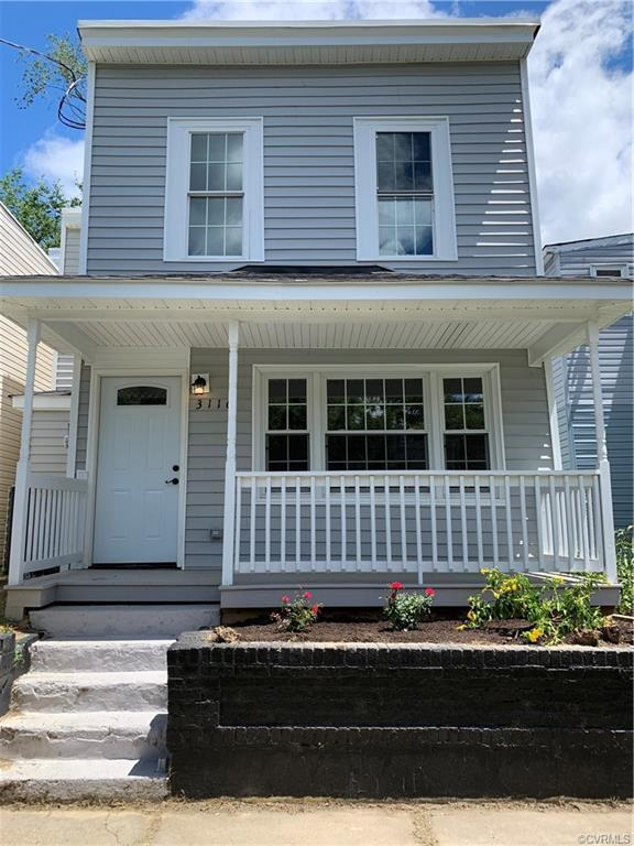 3116 Q Street, Richmond, VA 23223 (#1920435) :: 757 Realty & 804 Homes
