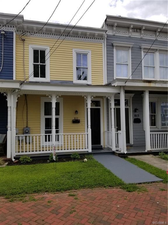 817 N 26th Street, Richmond, VA 23223 (#1920500) :: 757 Realty & 804 Homes