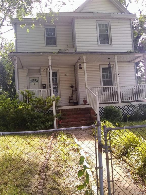 2001 Barton Avenue, Richmond, VA 23222 (#1920622) :: Abbitt Realty Co.