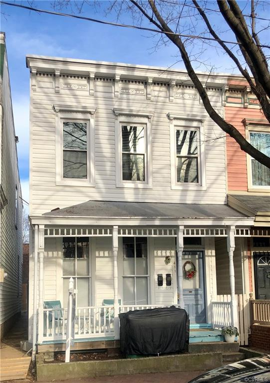 411 Pine Street, Richmond, VA 23220 (MLS #1920843) :: Small & Associates