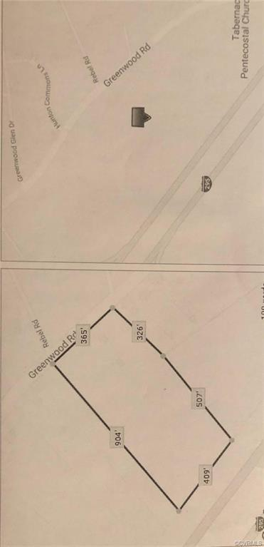 10670 Greenwood Road, Glen Allen, VA 23059 (MLS #1920982) :: HergGroup Richmond-Metro