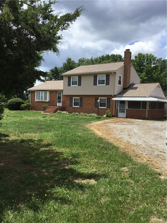 7065 Marie Lane, Hanover, VA 23111 (#1921145) :: Abbitt Realty Co.