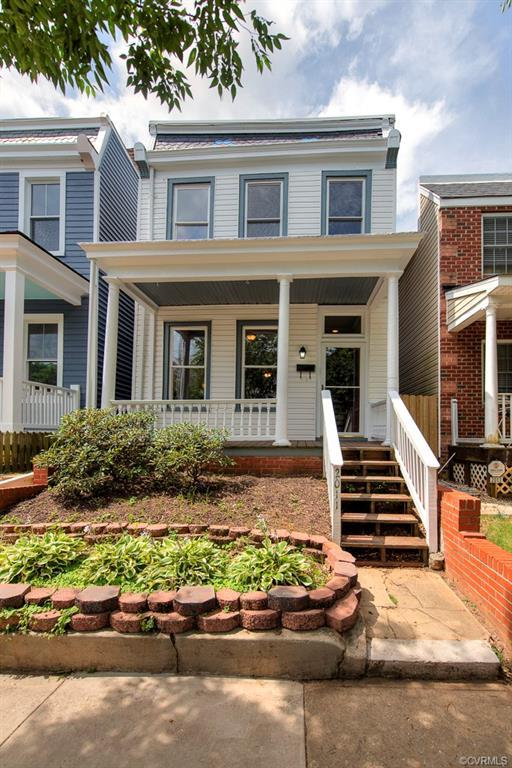 2011 Idlewood Avenue, Richmond, VA 23220 (MLS #1921312) :: The RVA Group Realty