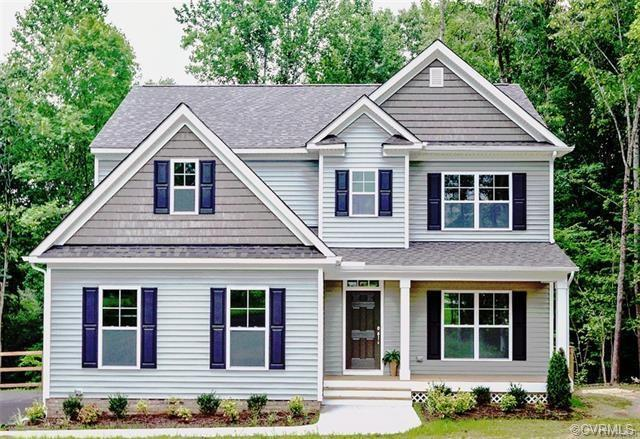 6407 Nuttall Court, Chesterfield, VA 23838 (#1921844) :: Abbitt Realty Co.