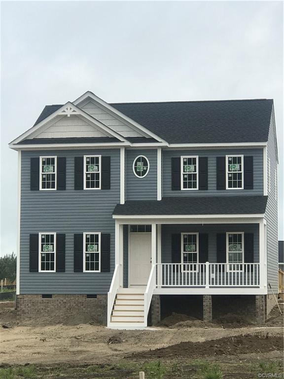 8810 Rock Cedar Road, New Kent, VA 23124 (MLS #1922125) :: The RVA Group Realty