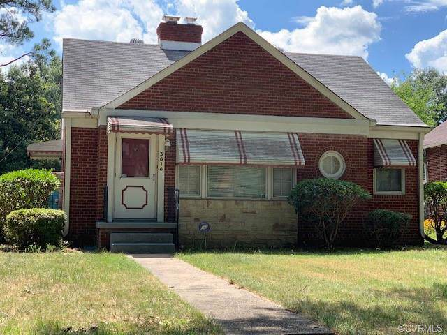 3616 Edgewood Avenue, Richmond, VA 23222 (#1922802) :: Abbitt Realty Co.
