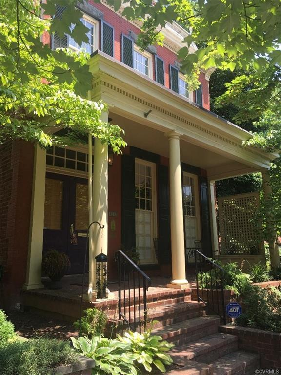 1612 Park Avenue, Richmond, VA 23220 (MLS #1923113) :: HergGroup Richmond-Metro