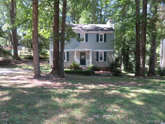 4206 Country Spring Lane, North Chesterfield, VA 23236 (MLS #1923155) :: The RVA Group Realty