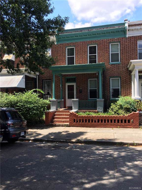108 S Addison Street, Richmond, VA 23220 (MLS #1923723) :: HergGroup Richmond-Metro
