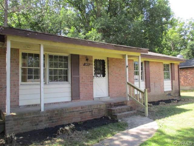2437 Brinkwood Drive, Richmond, VA 23224 (MLS #1923849) :: HergGroup Richmond-Metro