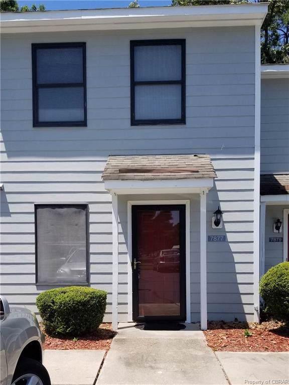 7877 Sunset Drive 3C, Hayes, VA 23072 (MLS #1924422) :: The RVA Group Realty