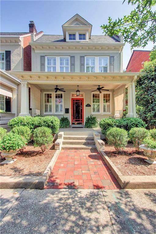 3318 W Franklin Street, Richmond, VA 23221 (MLS #1925514) :: Small & Associates
