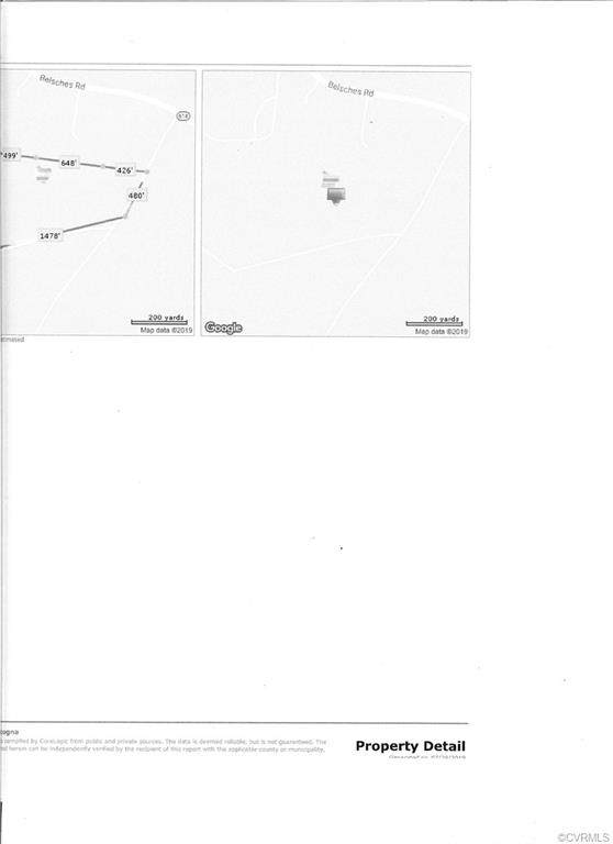 00 Belches Road, Montpelier, VA 23192 (MLS #1925629) :: HergGroup Richmond-Metro