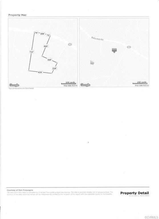 0 Belches Road, Montpelier, VA 23192 (MLS #1925632) :: HergGroup Richmond-Metro