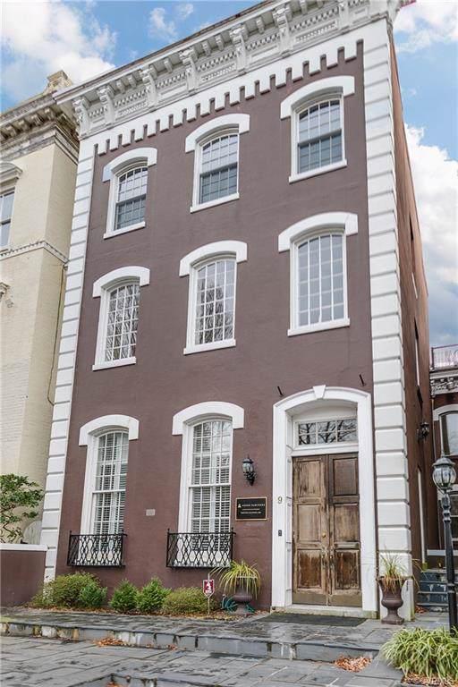 9 E Franklin Street, Richmond, VA 23219 (#1925756) :: Abbitt Realty Co.