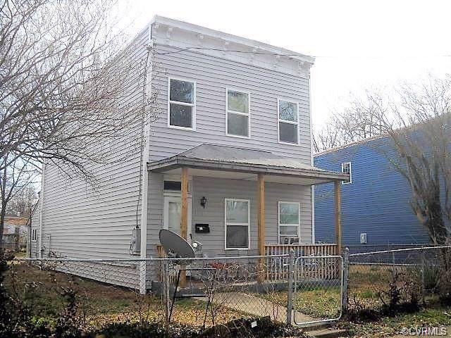 1809 21st Street, Richmond, VA 23223 (#1926118) :: Abbitt Realty Co.