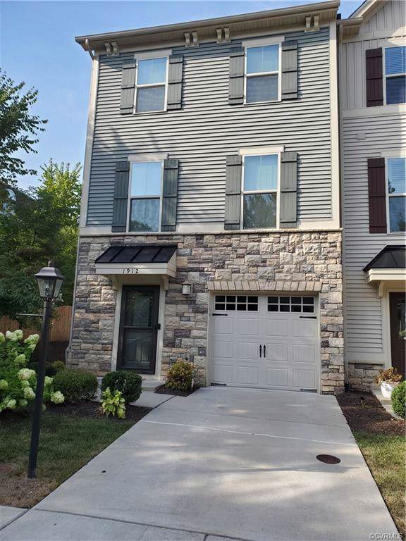 1912 Poplar Bud Way, Henrico, VA 23238 (MLS #1926855) :: The RVA Group Realty